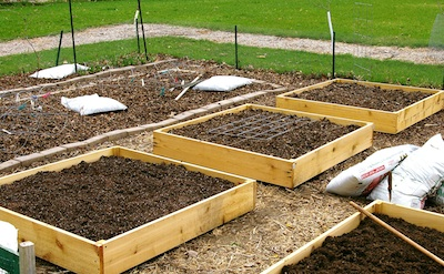 Cheapest Way To Build A  Foot Raised Bed